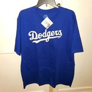 Majestic Men's Dodgers - Turner GraphicT-shirt 👕